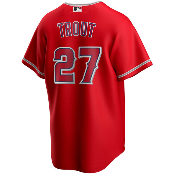 Nike Men's MLB Los Angeles Angels Mike Trout 2020 Alternate Replica Player Jersey