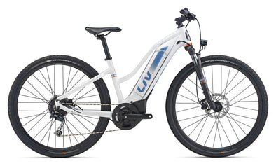 Liv Women's Amiti E+ 4 Electric Bike 2020