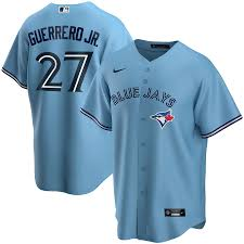 Jersey Men's MLB Nike Toronto Blue Jays Vlad Guerrero Jr. Alternate2, Edmonton Store