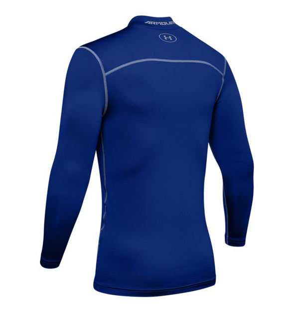 Under Armour Men's ColdGear Armour Compression Mock Long Sleeve