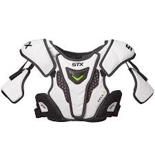 STX Senior Cell IV Lacrosse Shoulder Pads