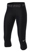 Kids Pro 3/4 Knee Length Tights