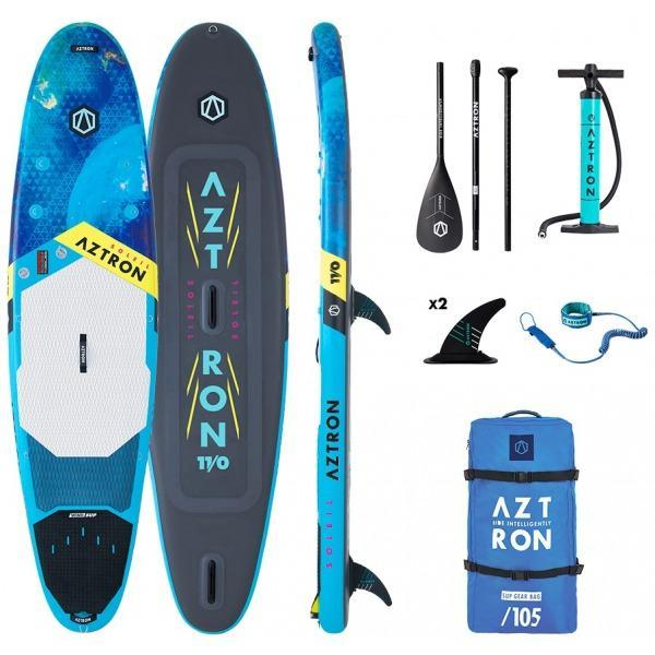 Shop Aztron Soleil All Round 11 Ft Inflatable Stand Up Paddle Board (SUP) Edmonton Canada