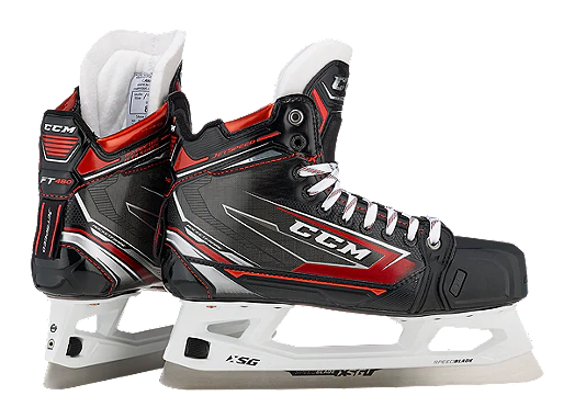 Shop CCM Junior JetSpeed FT480 Hockey Goalie Skate Edmonton Canada Store