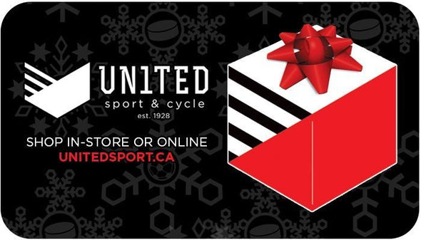 United Sport & Cycle Gift Card