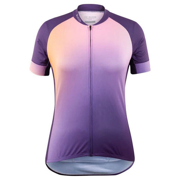 Sugoi Women's Evolution Zap Short Sleeve Cycling Jersey