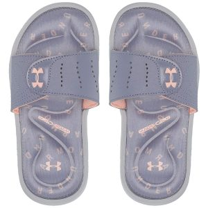 Under Armour Girl's Ignite IX Swerve Micro Slide Sandal