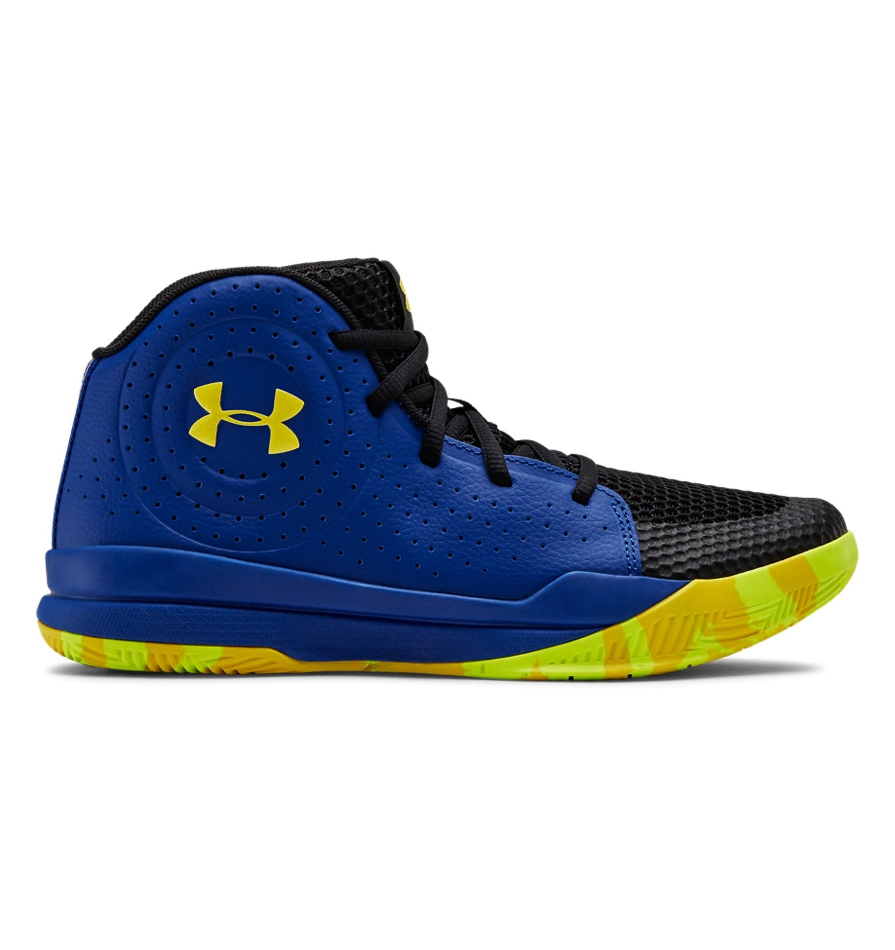 Under Armour Junior PS Jet 3022122-402 Basketball Shoes