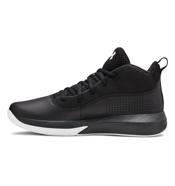 Under Armour Kids Lockdown 4 Basketball Shoe Edmonton Store