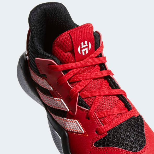 adidas Kids Harden Stepback Mid EF9904 Basketball Shoe