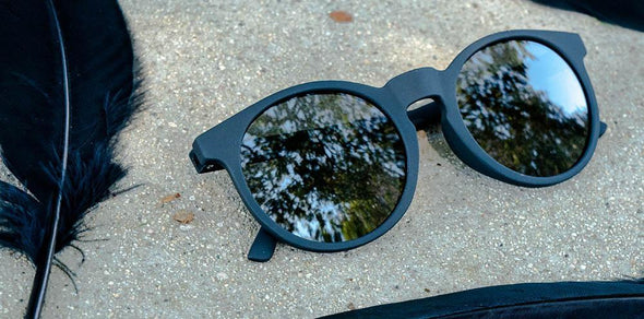 Shop goodr Its Not Black Its Obsidian Circle G Sunglasses Edmonton Canada Store