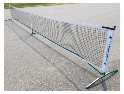 Manta Portable Pickleball Net