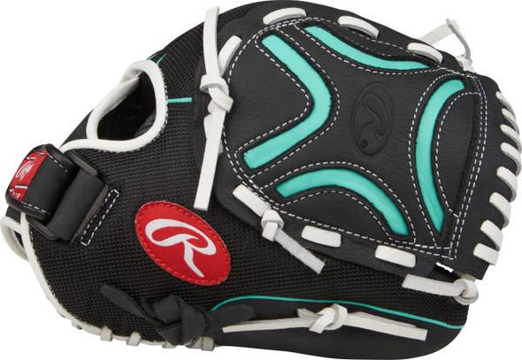 "Shop Rawlings 11"" Youth Champion Lite CL110BMT Kids Fastpitch Softball Fielding Glove Edmonton, Canada"