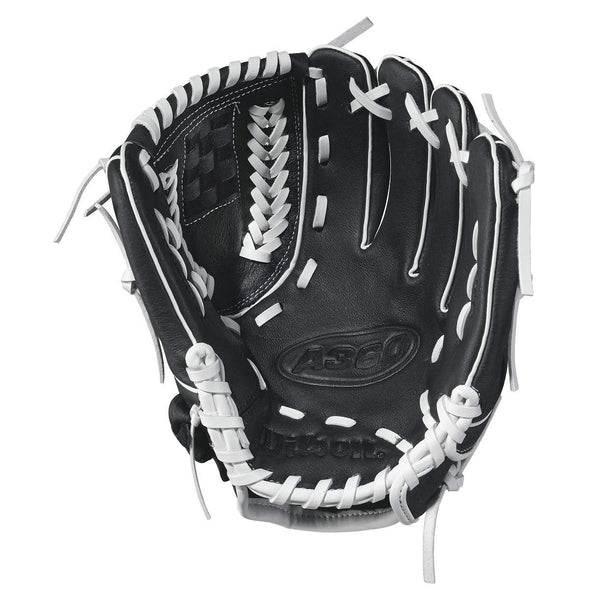 Shop Wilson 10 Inch Youth A360 WTA03RB1710 Kids Baseball Glove Edmonton Canada