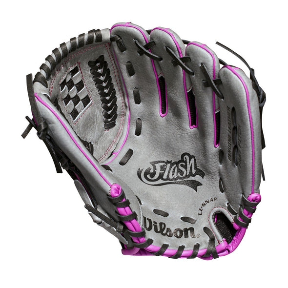 Shop Wilson 11 Inch Youth Flash WTA04RF1911 Kids Fastpitch Softball Glove Edmonton Canada