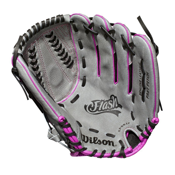 "Shop Wilson 12"" Youth Flash WTA04RF1912 Kids Fastpitch Softball Glove Edmonton Canada"