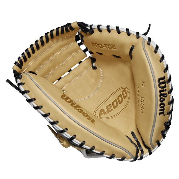 Shop Wilson 33 Inch Senior A2000 CM33 Pedroia Fit WTA20RB19PFCM3 Baseball Catchers Glove Edmonton Canada