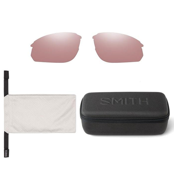 SMITH Parallel Max 2 Sunglasses, Black/Polarized Grey
