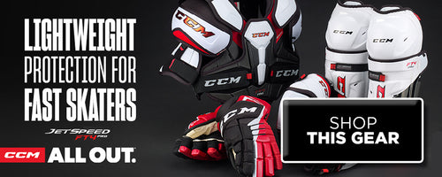 Shop CCM JetSpeed FT4 Protective Hockey Player Gear