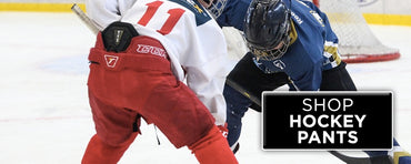 Shop Ice Hockey Player Pants From Bauer and CCM Edmonton Canada