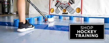 Shop Ice Hockey Nets, Rebounders, Player Skills Training From Green Biscuit, Snipers Edge, and Morenton Canada