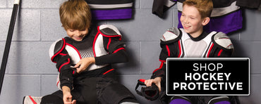 Shop Ice Hockey Player Protective From Bauer, CCM, Warrior, and True Edmonton Canada