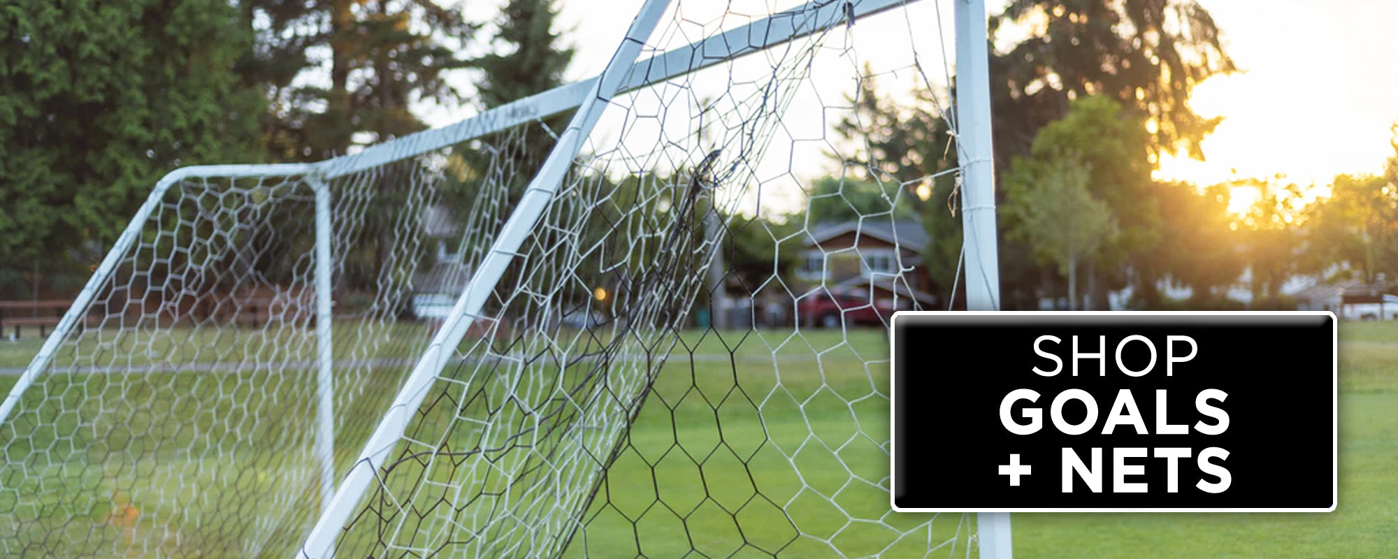 Shop Soccer Nets and Goals Edmonton Canada