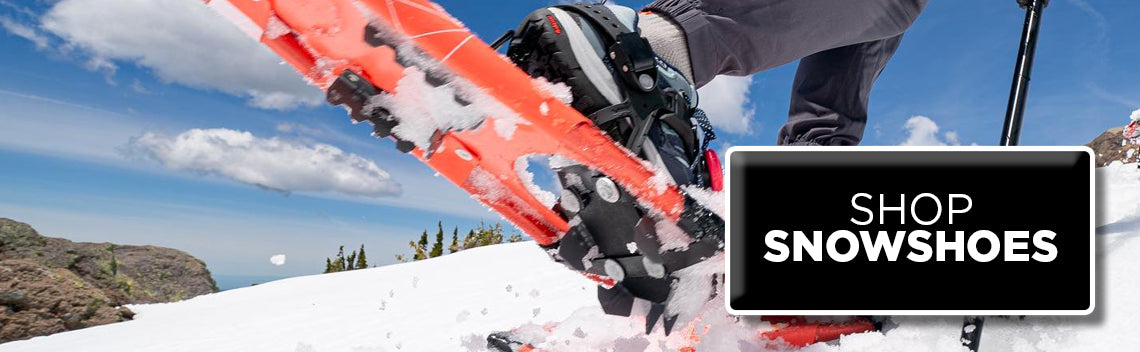 Shop Backcountry and Recreational Snowshoes Snowshoe Poles Kids and Adult Showshoes Edmonton Alberta Canada