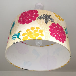 Tobu Blond Lampshade