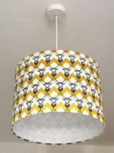 Load image into Gallery viewer, Stag Mustard Lampshade