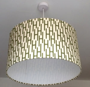 Lost Green Lampshade