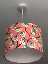 Load image into Gallery viewer, Lotus Pink Lampshade