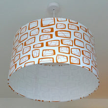 Load image into Gallery viewer, Soba Orange Lampshade