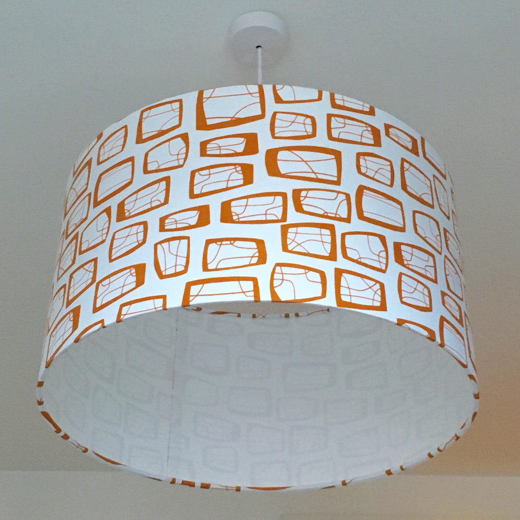 Soba Orange Lampshade