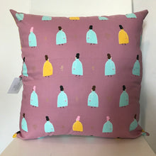 Load image into Gallery viewer, Pink Ladies Cushion