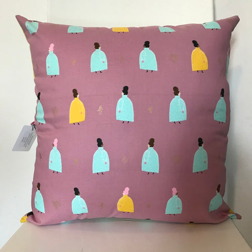 Pink Ladies Cushion