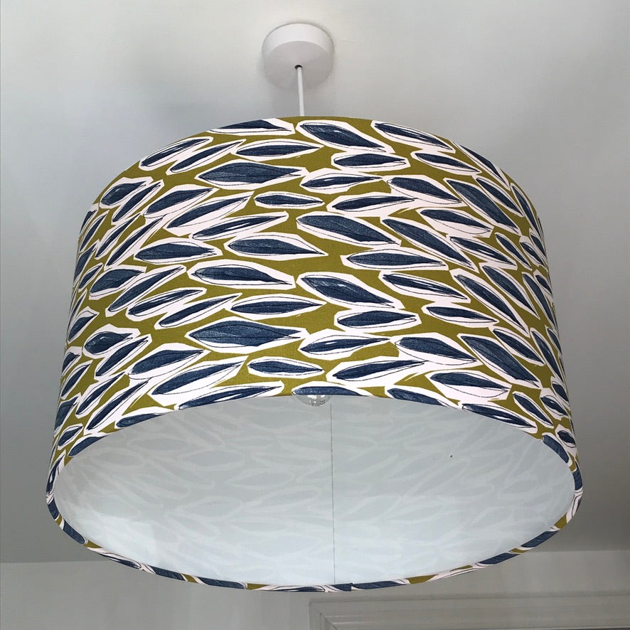 Blue Grass Lampshade