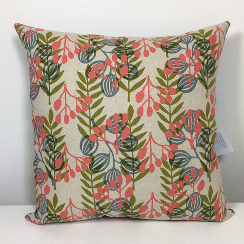 Spring Blossom Cushion