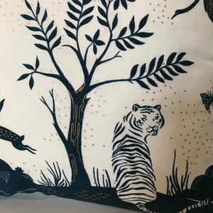 Wild Tiger Cushion