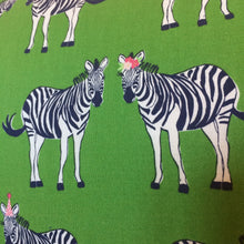 Load image into Gallery viewer, Zebra Green