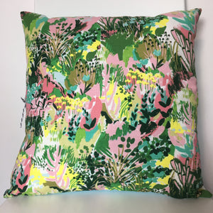 Summer Garden Cushion