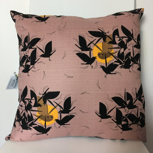 Flock Cushion