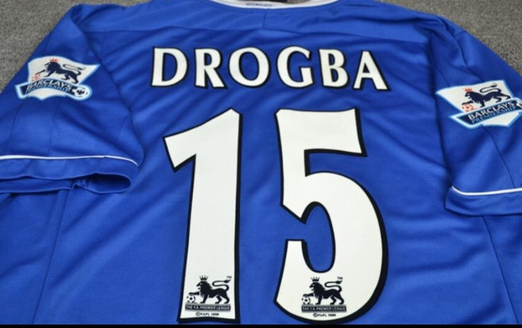 lowest price cb740 8c5e7 Chelsea 2003/05 Home Jersey