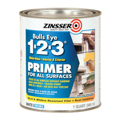 Bulls Eye 1-2-3 Water-Base Interior & Exterior Primer