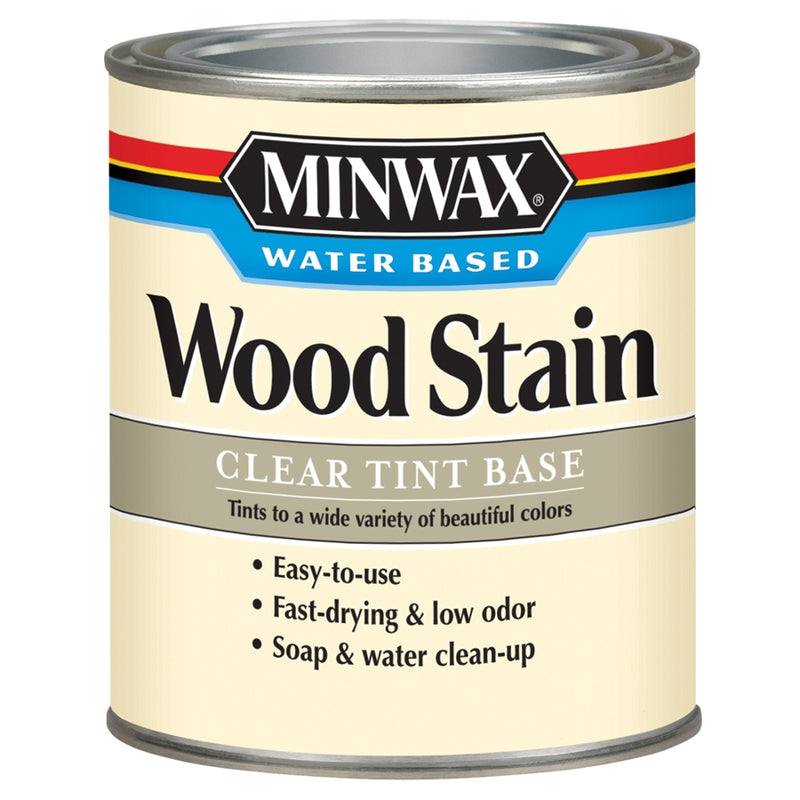 Water Based Wood Stain
