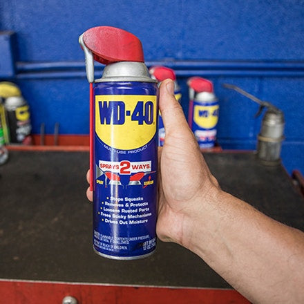 WD-40 11 oz. Smart Straw Multi-Use Product
