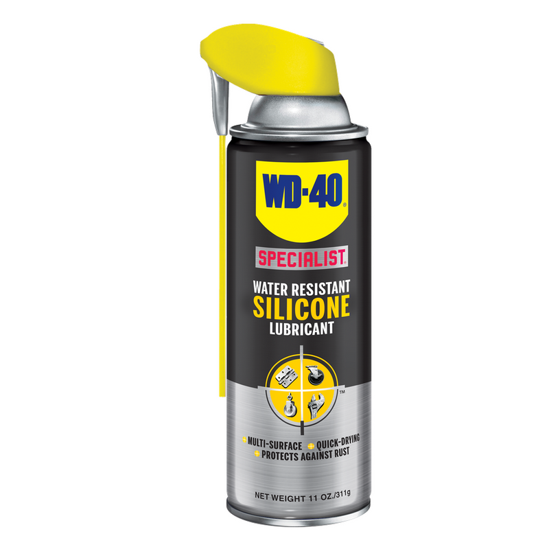 WD-40 11 oz. Specialist Water-Resistant Silicone Lubricant
