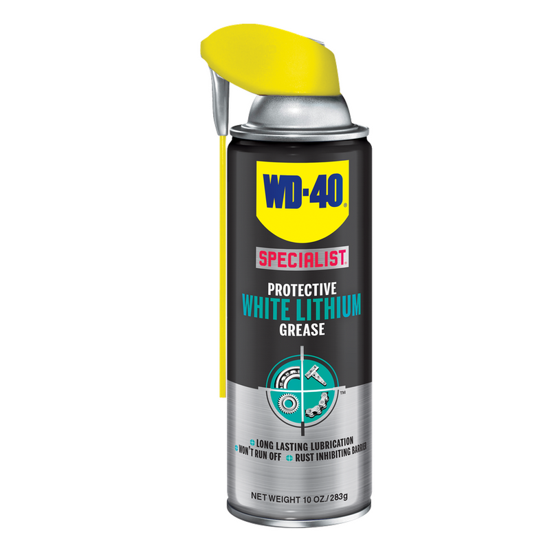WD-40 10 oz. Specialist Protective White Lithium Grease
