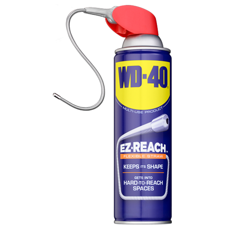 WD-40 14.4 oz. EZ-Reach Flexible Straw