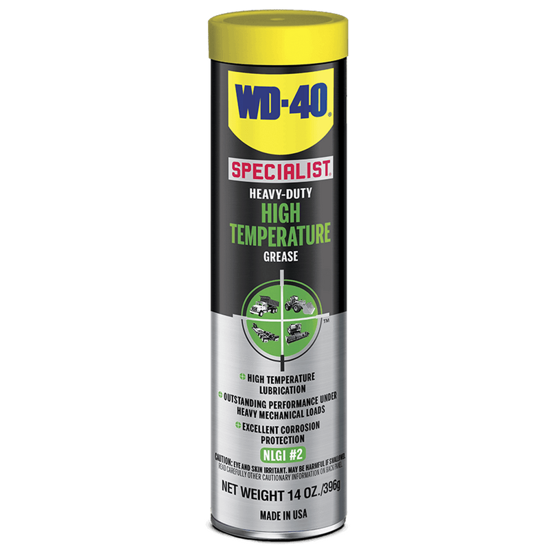 WD-40 14 oz. Specialist Heavy-Duty High-Temperature Grease